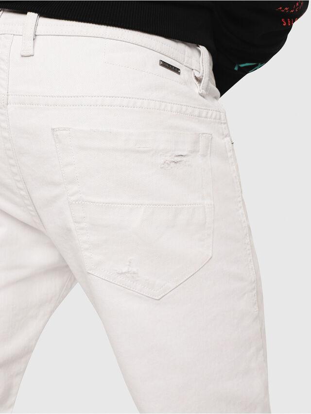 Diesel - Thommer 069DX, White - Jeans - Image 4