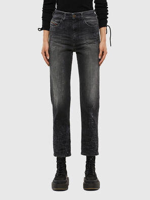 D-Eiselle 009IU, Black/Dark grey - Jeans