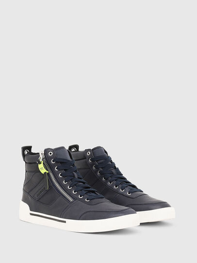 Diesel - S-DVELOWS, Dark Blue - Sneakers - Image 2