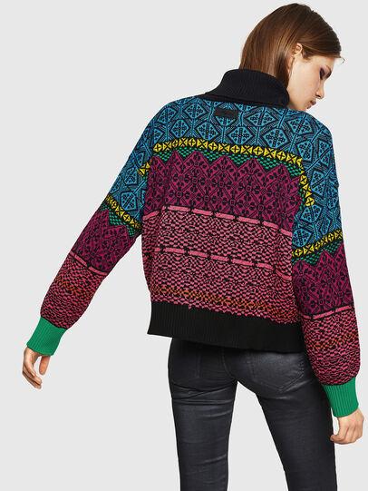 Diesel - M-CV-NORV, Multicolor - Knitwear - Image 2