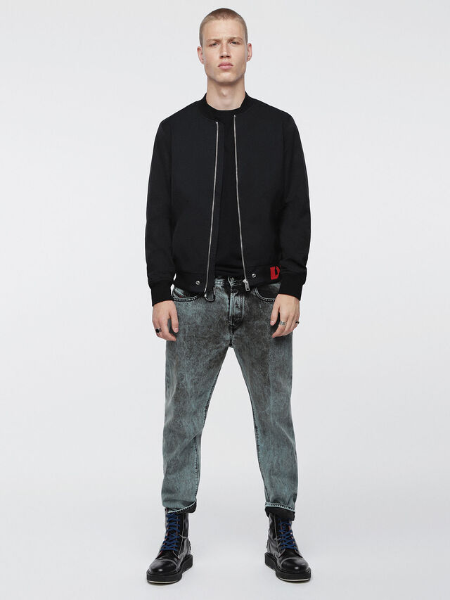 Diesel J-GATE, Black - Jackets - Image 4