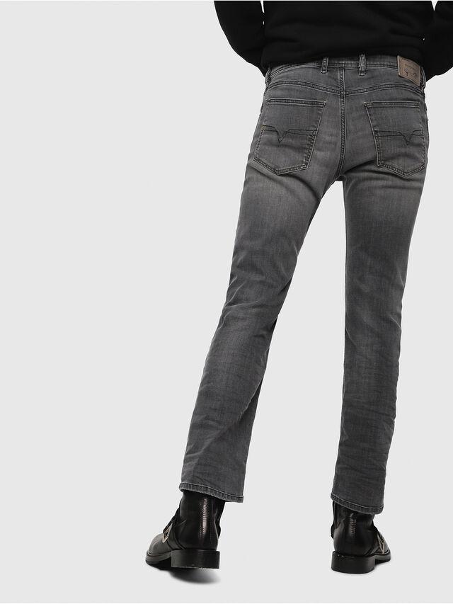 Diesel - Waykee 0662U, Black/Dark grey - Jeans - Image 2