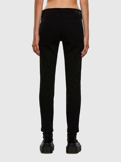 Diesel - Babhila 069EI, Black/Dark grey - Jeans - Image 2