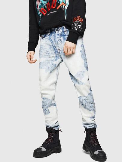 Diesel - Mharky 0890P, Light Blue - Jeans - Image 4
