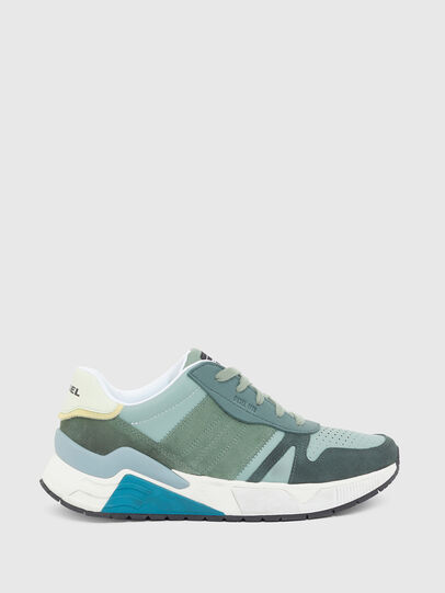 Diesel - S-BRENTHA FLOW, Water Green - Sneakers - Image 1