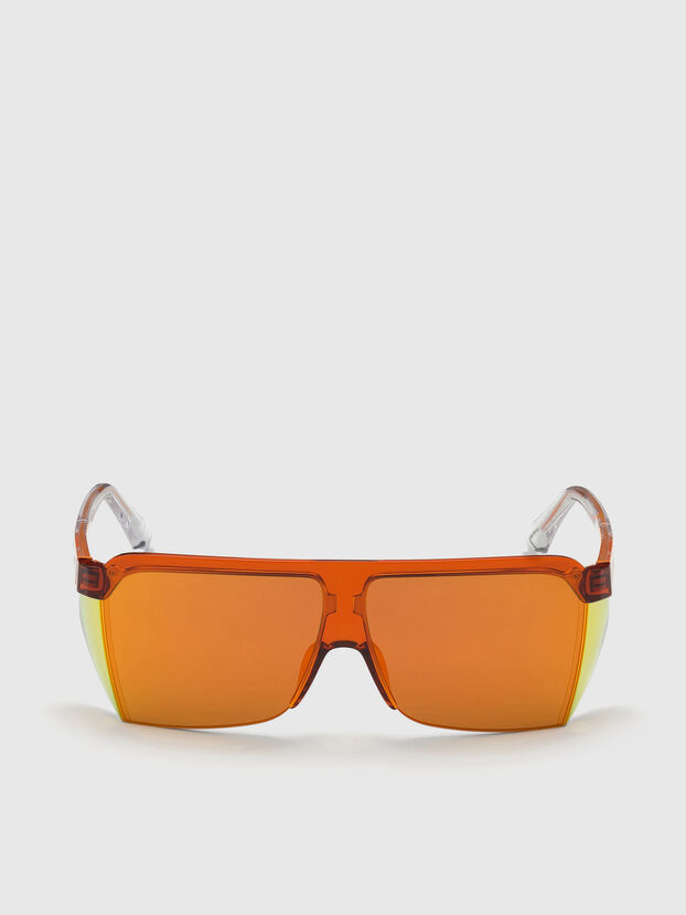 DL0319, Orange - Sunglasses