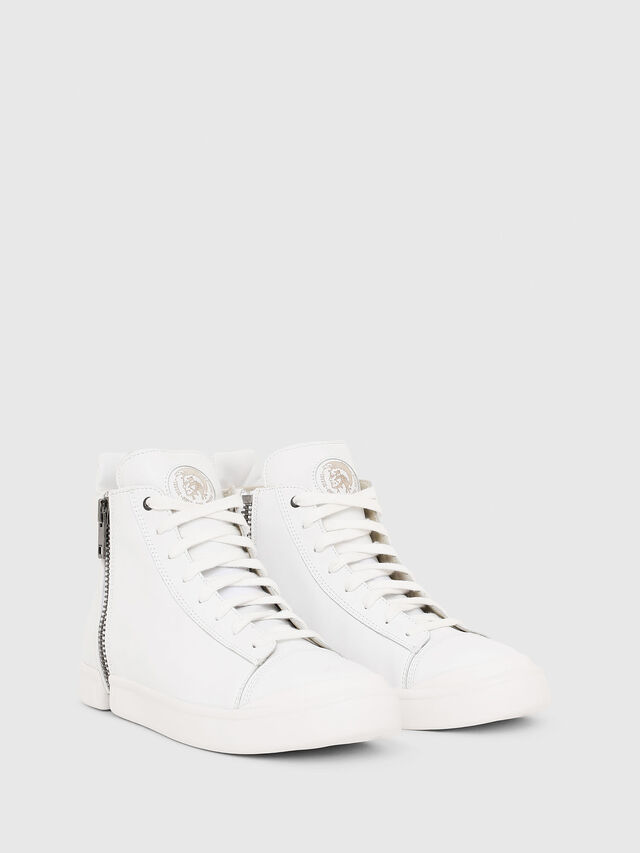 Diesel - S-NENTISH, White - Sneakers - Image 2
