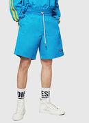 P-BOXIE, Azure - Shorts