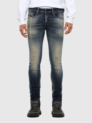 Sleenker 069NI, Dark Blue - Jeans
