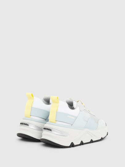 Diesel - S-HERBY LOW, White/Blue - Sneakers - Image 3