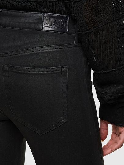 Diesel - Slandy 069JT, Black - Jeans - Image 4
