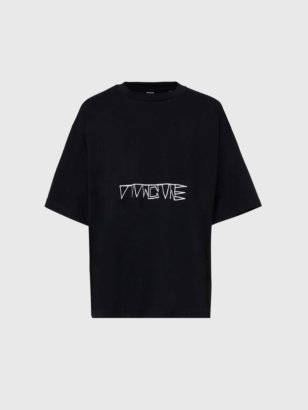 T-BALL-X1, Black - T-Shirts