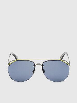 DL0314, Grey/Blue - Sunglasses