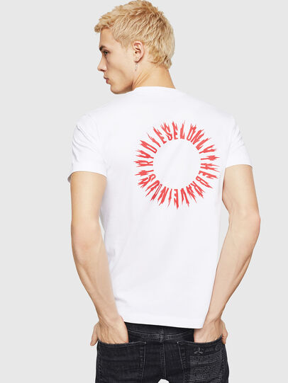 Diesel - T-DIEGO-A12,  - T-Shirts - Image 2