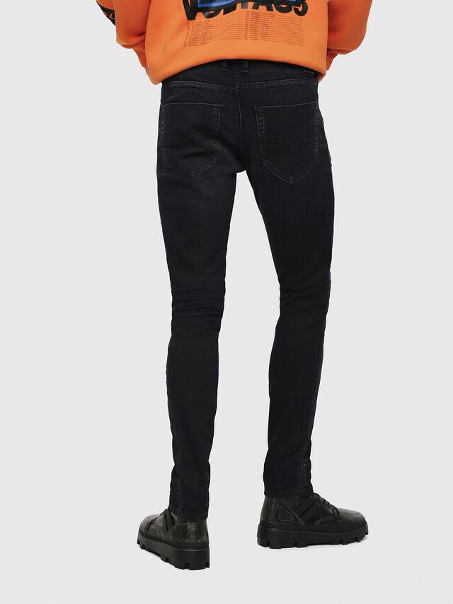 Diesel - Tepphar 0687R, Dark Blue - Jeans - Image 2