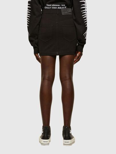 Diesel - O-BIK, Black - Skirts - Image 2