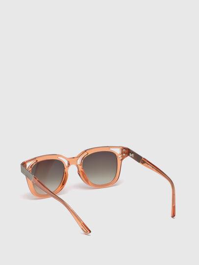 Diesel - DL0232, Peach - Sunglasses - Image 4