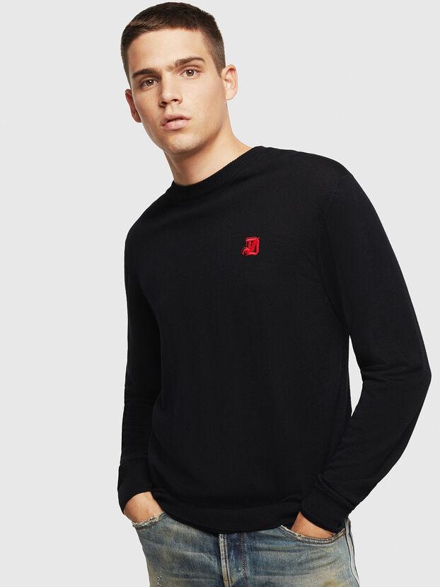 K-AMIMI, Black - Knitwear