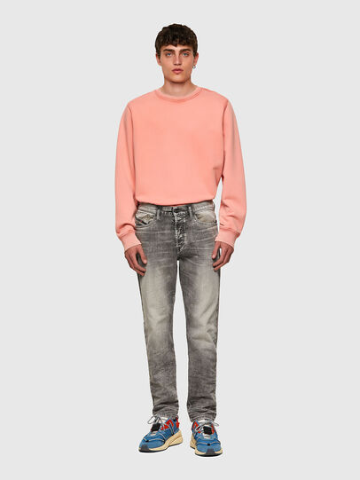 Diesel - D-Fining 069SV, Light Grey - Jeans - Image 5