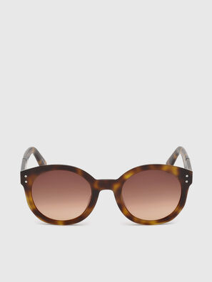 DL0252, Brown - Sunglasses