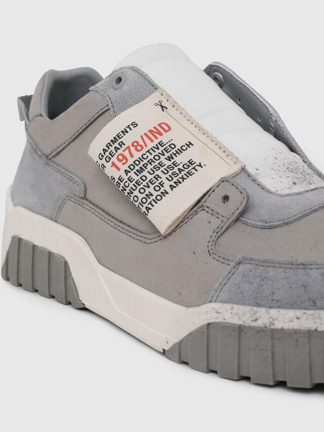 Diesel - S-LE RUA ON, Grey - Sneakers - Image 4