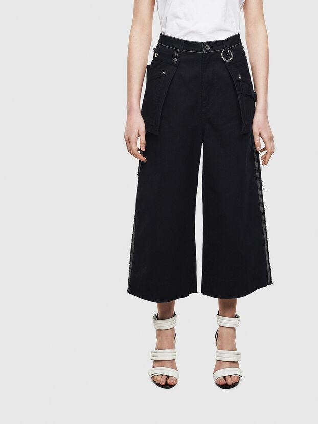 P-RAEY, Black - Pants