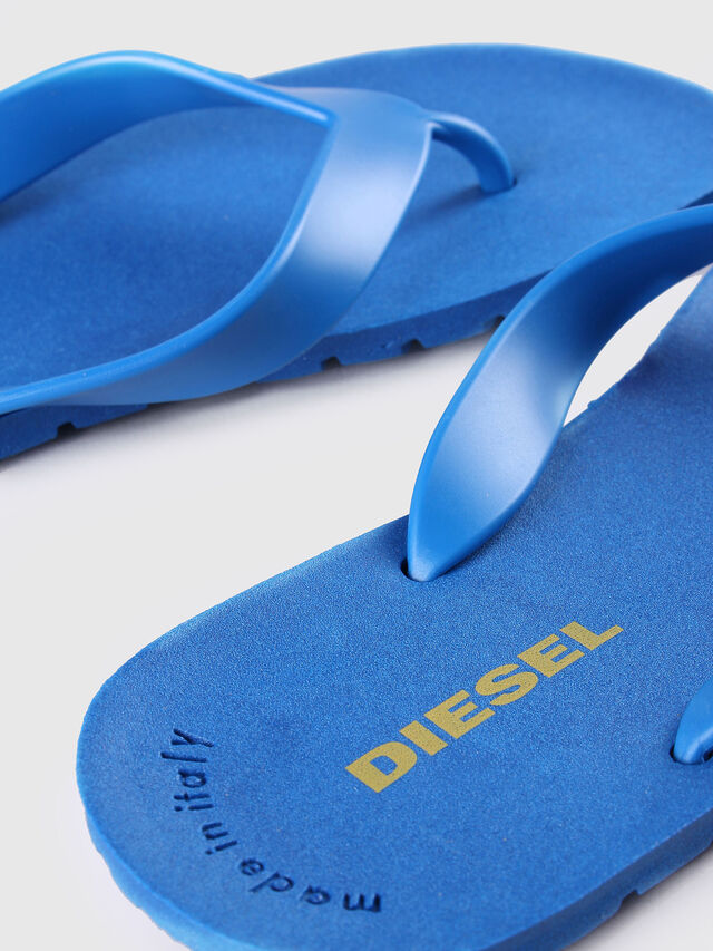 Diesel - SPLISH, Navy Blue - Slippers - Image 3