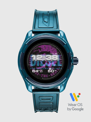 DT2020, Blue - Smartwatches