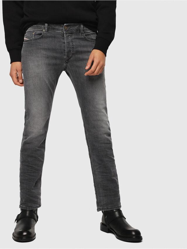 Diesel - Waykee 0662U, Black/Dark grey - Jeans - Image 1
