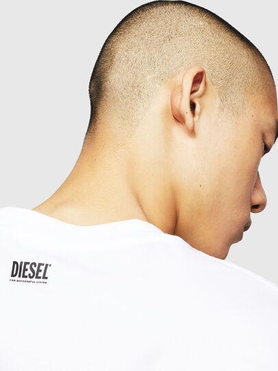 Diesel - T-JUST-BX1,  - T-Shirts - Image 4
