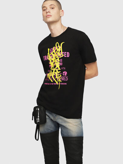 Diesel - T-JUST-YD,  - T-Shirts - Image 1