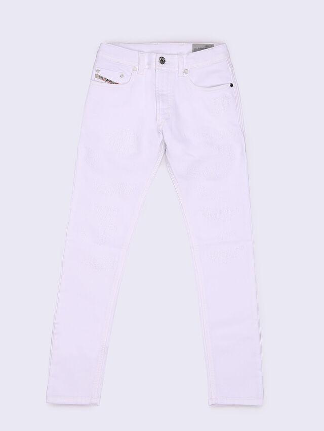 KIDS TEPPHAR-J-N JOGGJEANS, White Jeans - Jeans - Image 2