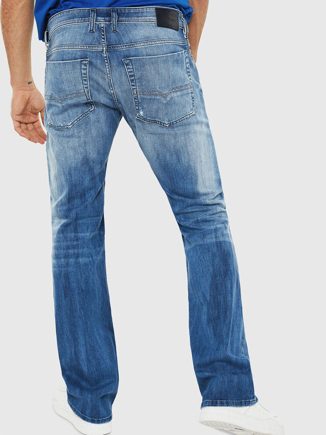 Diesel - Zatiny 081AS, Medium blue - Jeans - Image 2