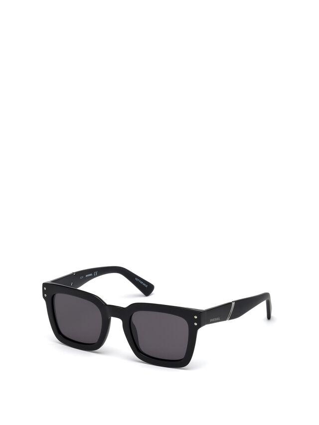 Diesel DL0229, Black - Eyewear - Image 6