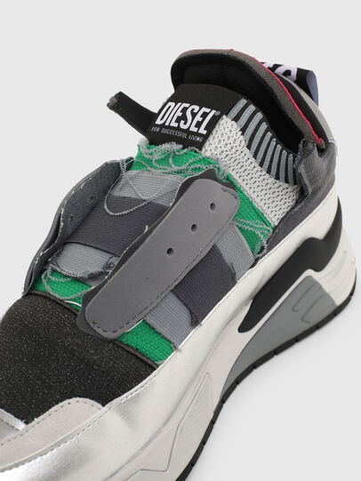 Diesel - S-BRENTHA DEC, Grey - Sneakers - Image 5