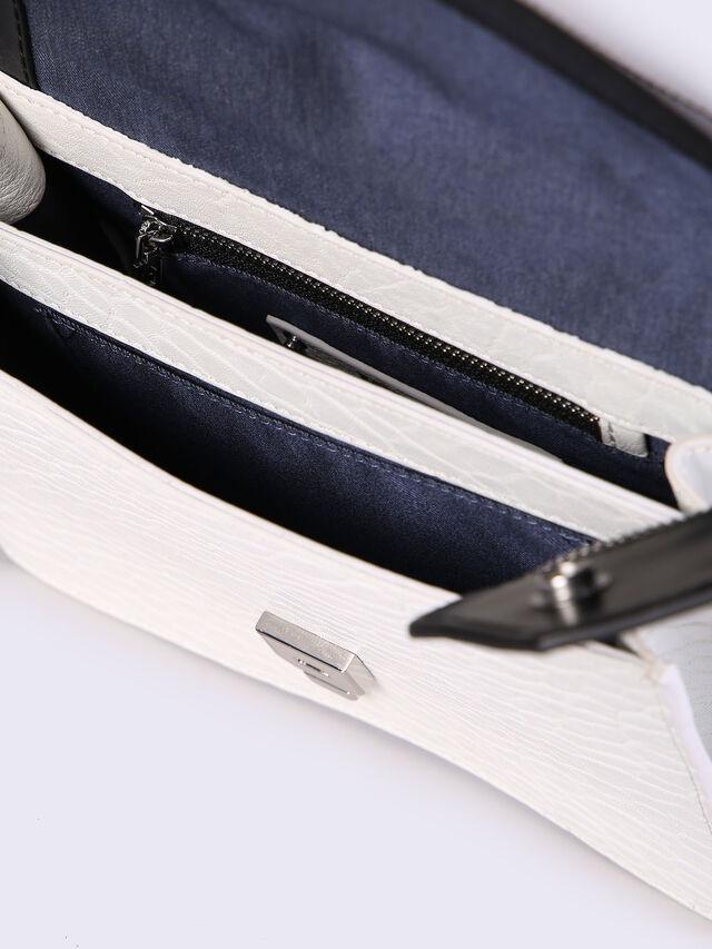 LE-XS MISHA II, White/Black