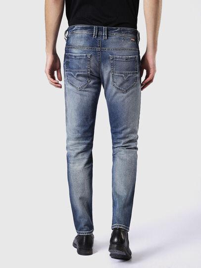 Diesel - Thommer 084DD, Dark Blue - Jeans - Image 3