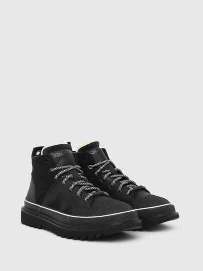 Diesel - H-SHIROKI DBB X, Black - Boots - Image 2