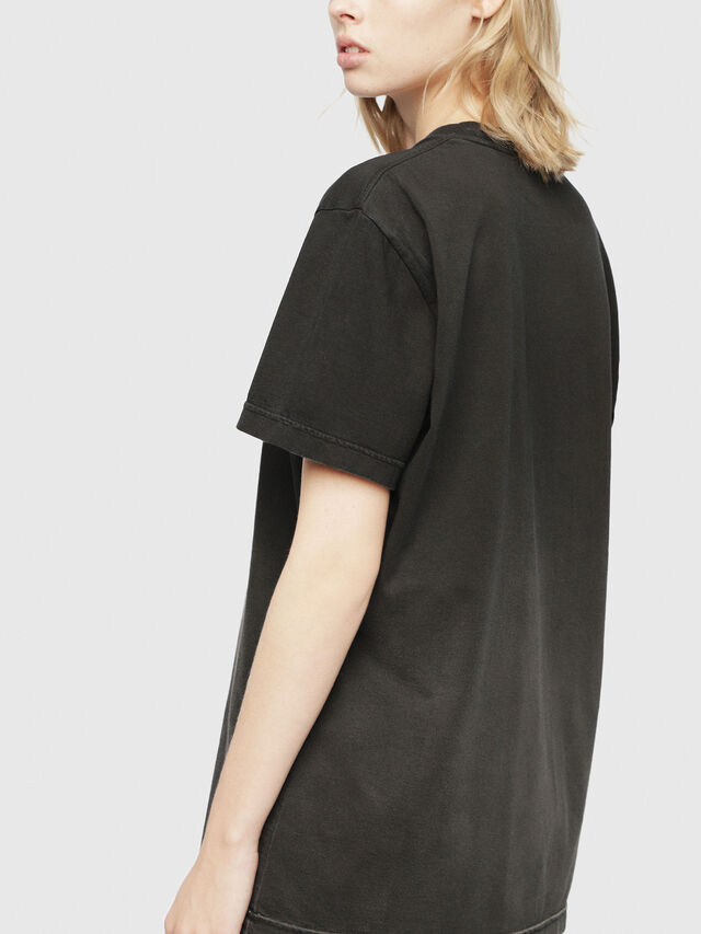 Diesel - SE-DIEGO, Black - T-Shirts - Image 4