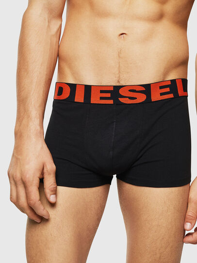 Diesel - UMBX-SHAWNTHREEPACK, Bright Black - Trunks - Image 4