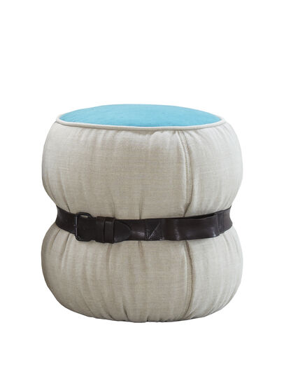 Diesel - CHUBBY CHIC - POUF, Multicolor  - Furniture - Image 5