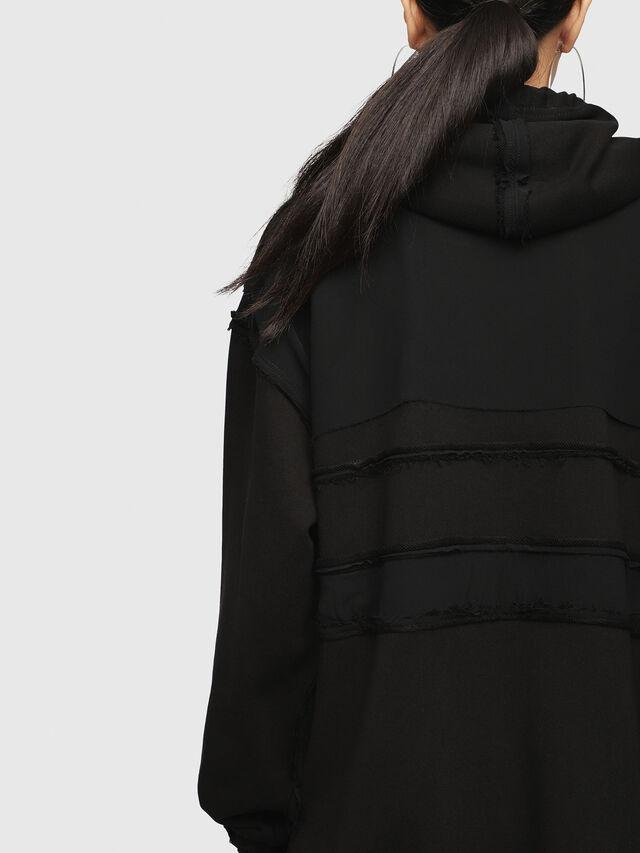 Diesel - F-TURE, Black - Sweaters - Image 3