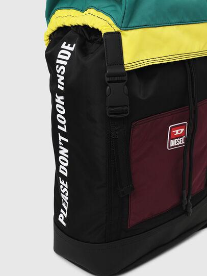Diesel - F-SUSE BACKPCK, Multicolor/Black - Backpacks - Image 4