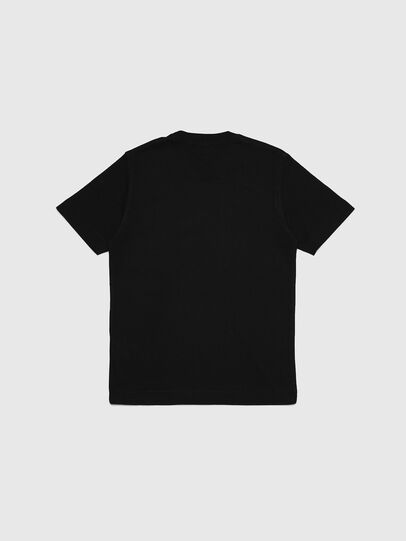 Diesel - TDIEGOA7, Black - T-shirts and Tops - Image 2