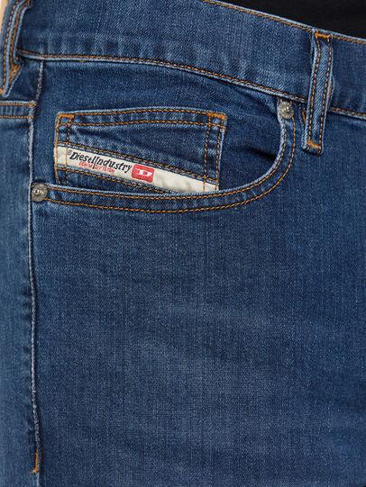 Diesel - D-Luster 009DG, Medium blue - Jeans - Image 5
