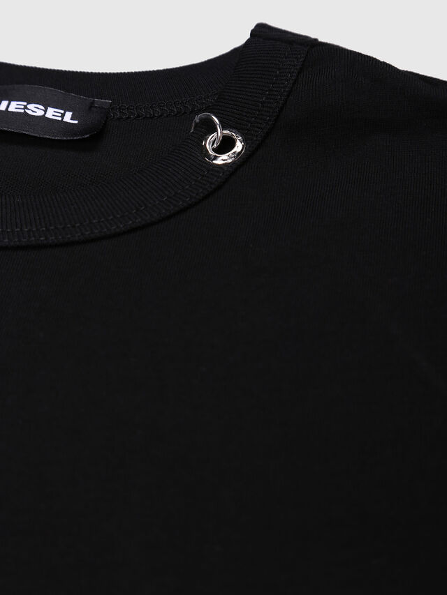 Diesel - TOCLE, Black - T-shirts and Tops - Image 3