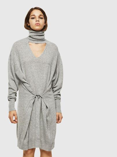 Diesel - M-LILIA, Grey - Dresses - Image 1
