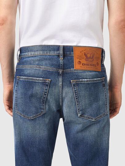 Diesel - D-Fining 09A92, Medium blue - Jeans - Image 4