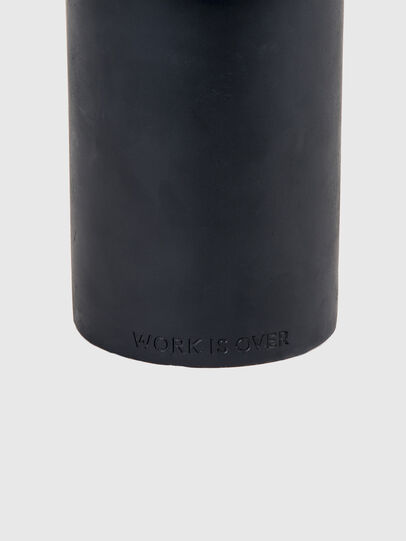 Diesel - 11061 WORK IS OVER, Black - Home Accessories - Image 3