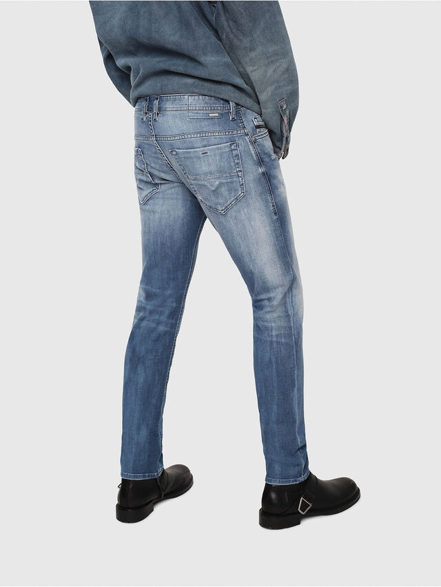 Diesel - Thommer 081AS, Light Blue - Jeans - Image 2